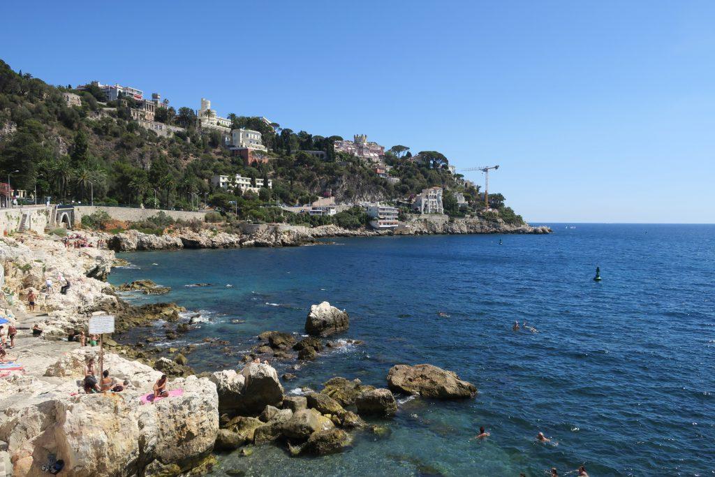 Beach of Nice