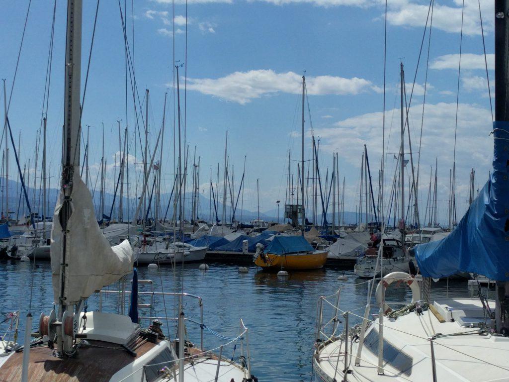 Shipyard of Lausanne