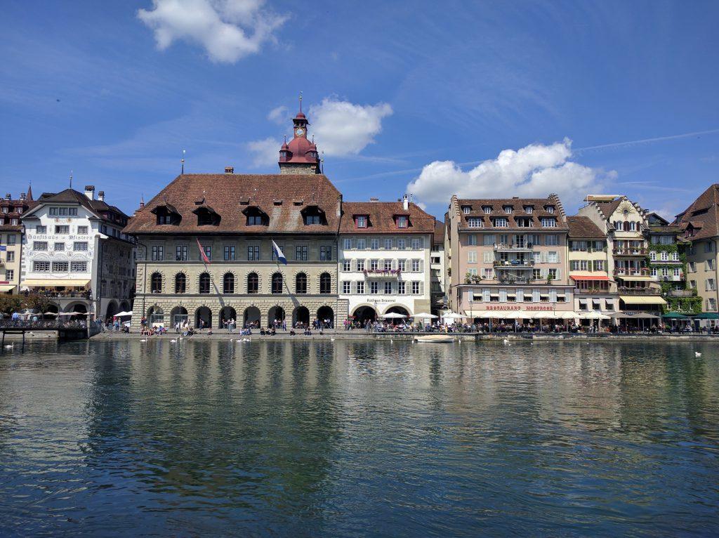 Luzerne lakeside