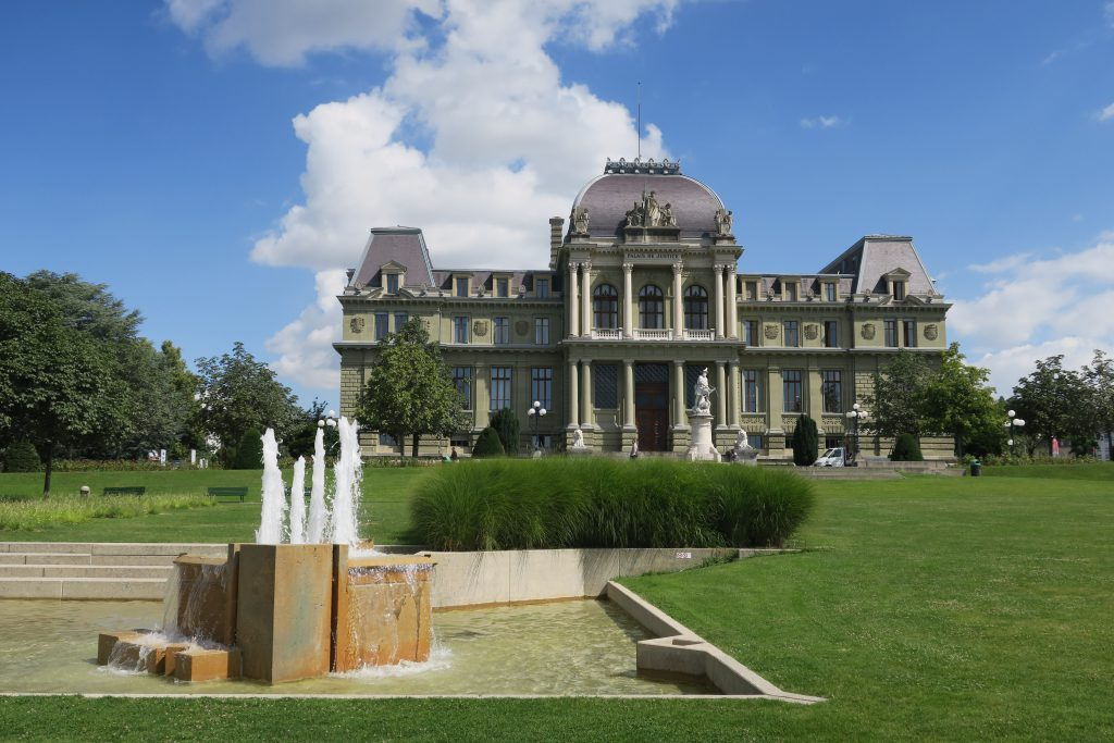 Gardens of Lausanne