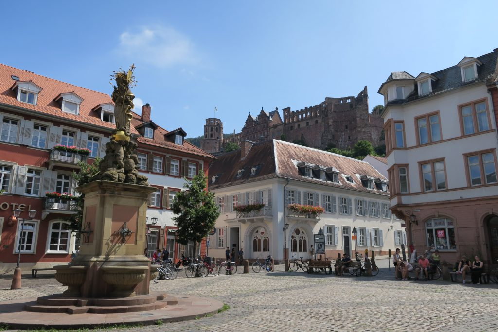 Heidelberg and the Castle