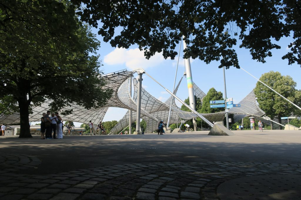 Munich Olympic Garden