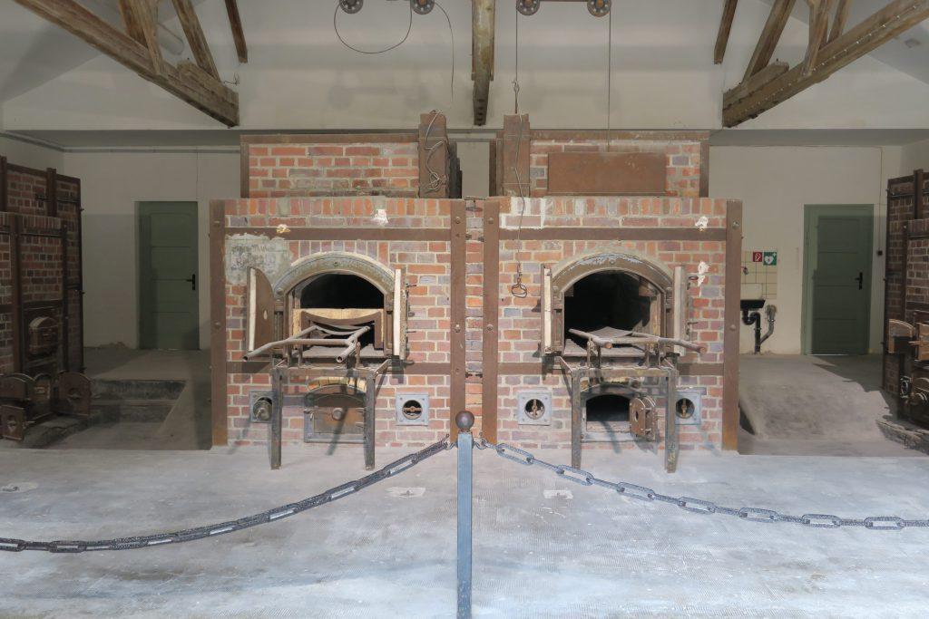 Dachau - Crematorium