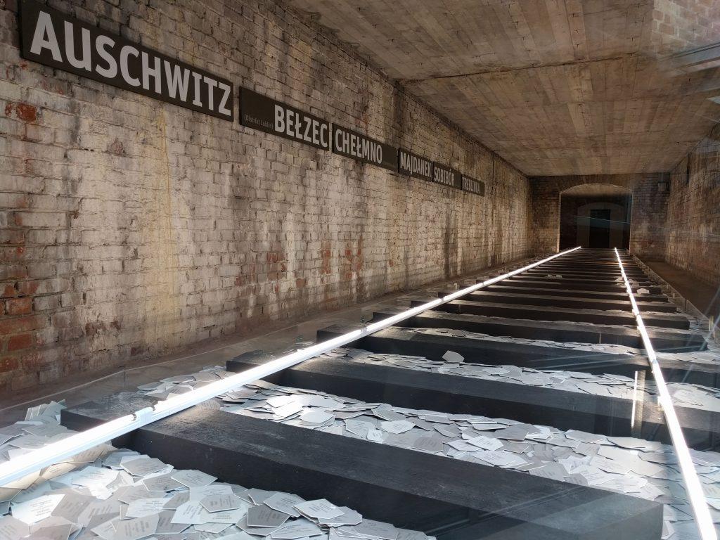Reichtsparteitstageländen Museum