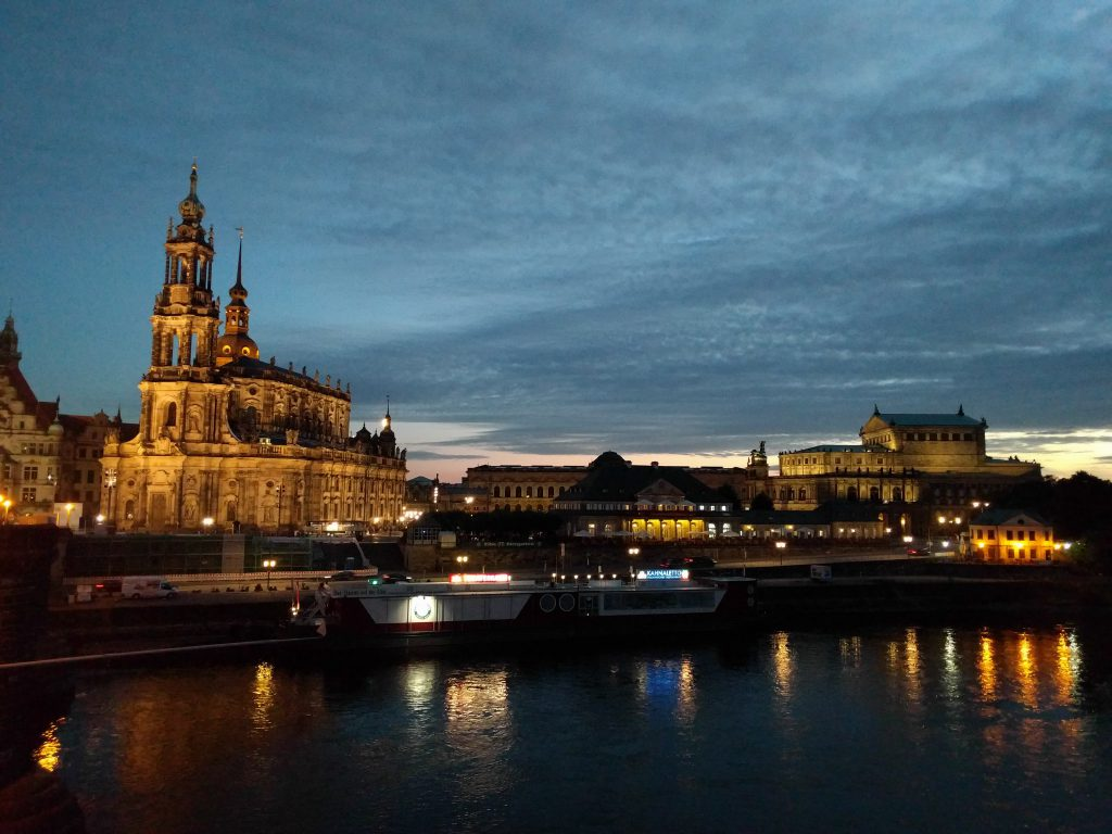 Dresden Nichts
