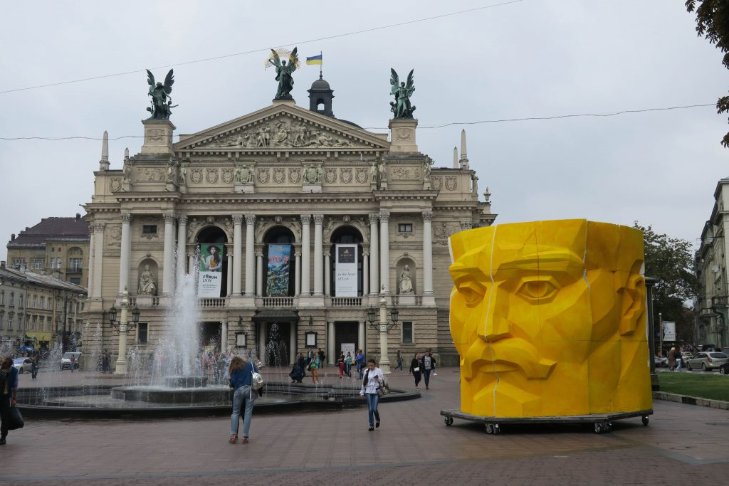 Lvov Opera House