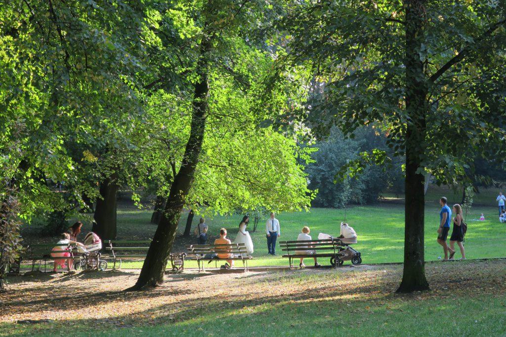 Ivan Franko Garden